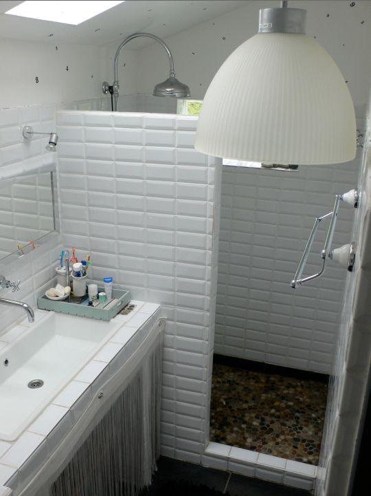 Inloopdouche badkamer ideeen nieuwe op zolder en vervangen huidige pinterest - Huidige badkamer ...