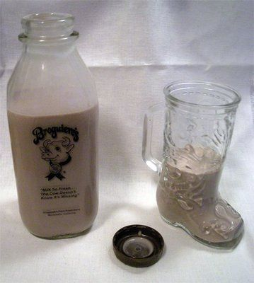 I'm 100% convinced milk tastes better and lasts longer in glass bottles.  Worth every extra penny!