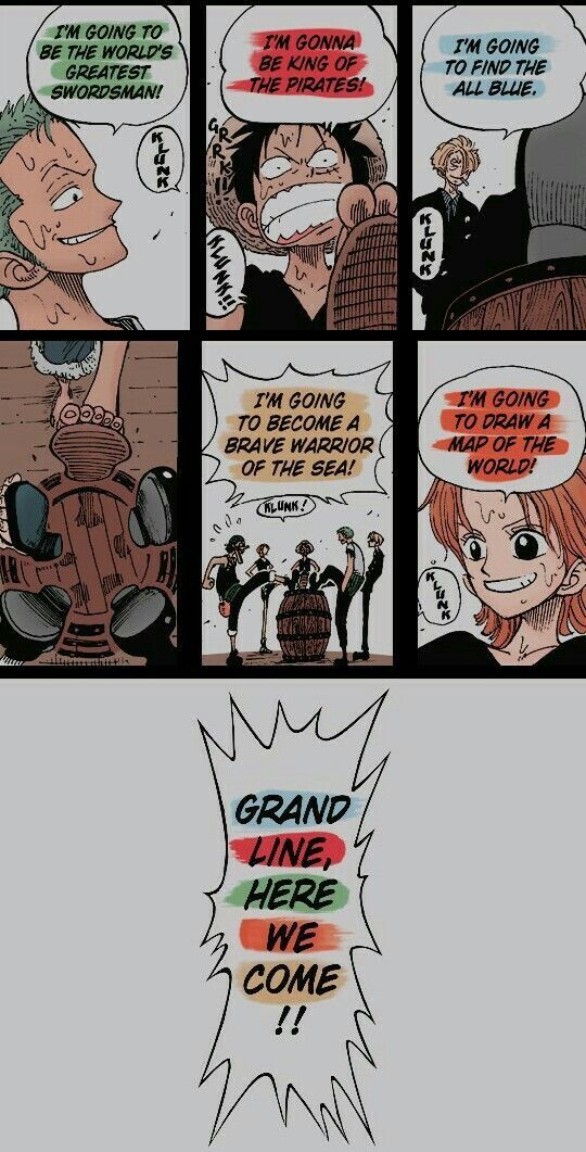 Pin By Juanita On One Piece One Piece Quotes One Piece Comic One Piece Manga