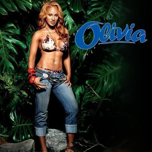 Olivia – So Sexy (single cover art)
