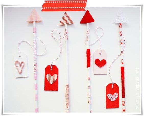 valentines arrows