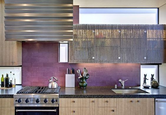 purple kitchen | Purple Kitchen Designs, Pictures and Inspiration