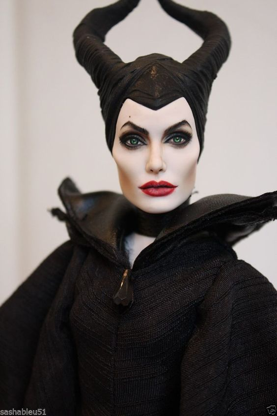 repainted maleficent and prince - photo #48