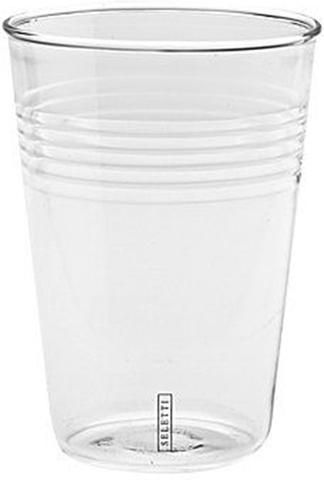 Si-Glass Glass Cup (Set of 6)
