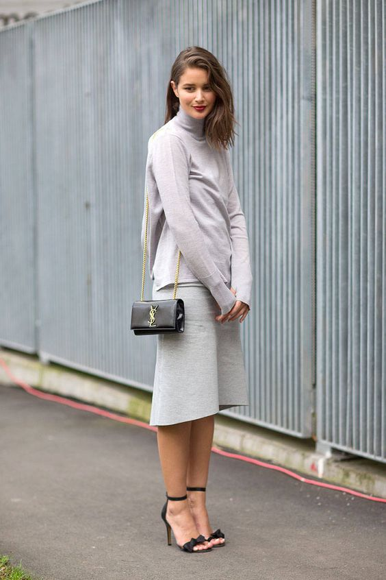 Street Style Australia Fashion Week Fall 2014 - Austrailian Fashion Week Fall Street Style - Harper's BAZAAR