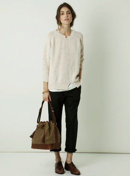 Steven Alan - slouchy and wonderful