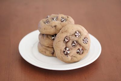 Soft and chewy Nutella chocolate chip cookies | Kirbie's Cravings | A San Diego food blog