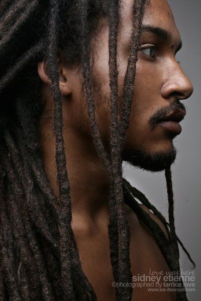 Nice locs and handsome face