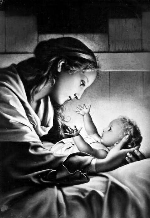 La Sainte Vierge et l'Enfant-Jésus - Page 2