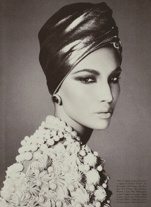 Vintage turban: