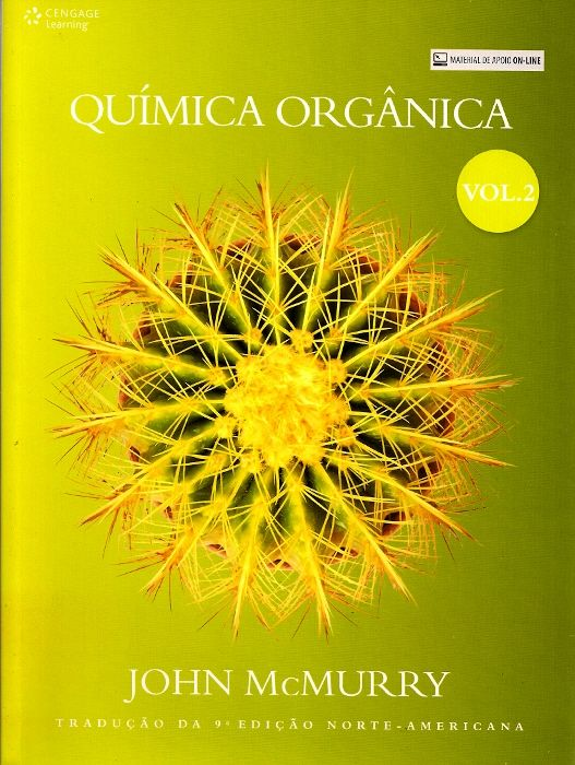 Mcmurry John Quimica Organica Volume 2 Organic Chemistry 9th Ed Ingles Traducao De Noveritis Do Bra Quimica Organica Capas De Livros Palavras Chaves
