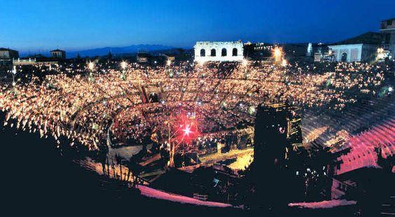Arena di Verona: Carmen il 28 agosto. #wishlistArena