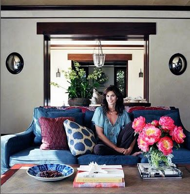 High Street Market: Cindy Crawford + Michael Smith = Malibu Dreamhouse