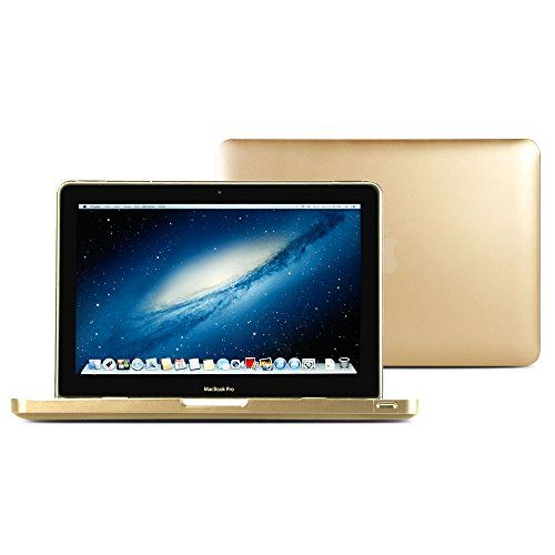 Macbook Pro 13 Case, GMYLE Hard Case Metallic Color for Macbook Pro 13 inch - Metallic Champagne Gold Polycarbonate Cover (Not Fit For Retina Macbook Pro 13) GMYLE http://www.amazon.com/dp/B00IMYSZB2/ref=cm_sw_r_pi_dp_kZngvb1QTEA9K