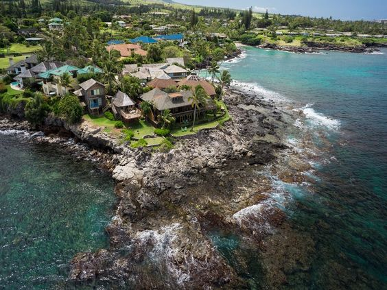 Enjoy watching turtles, spinner dolphins, Humpback Whales and other marine life at 43 Papaua Pl. Napili, Maui. Visit www.sothebysrealty.com for more on this Extraordinary Maui Property.