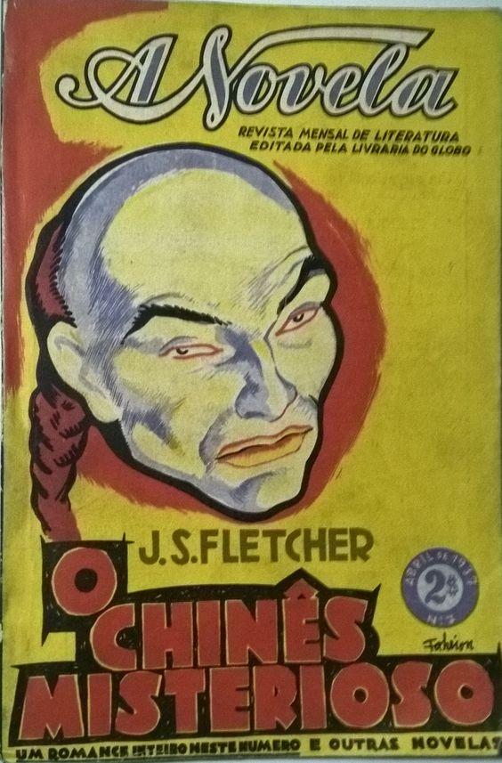 Revista A Novela número 7, 1937: