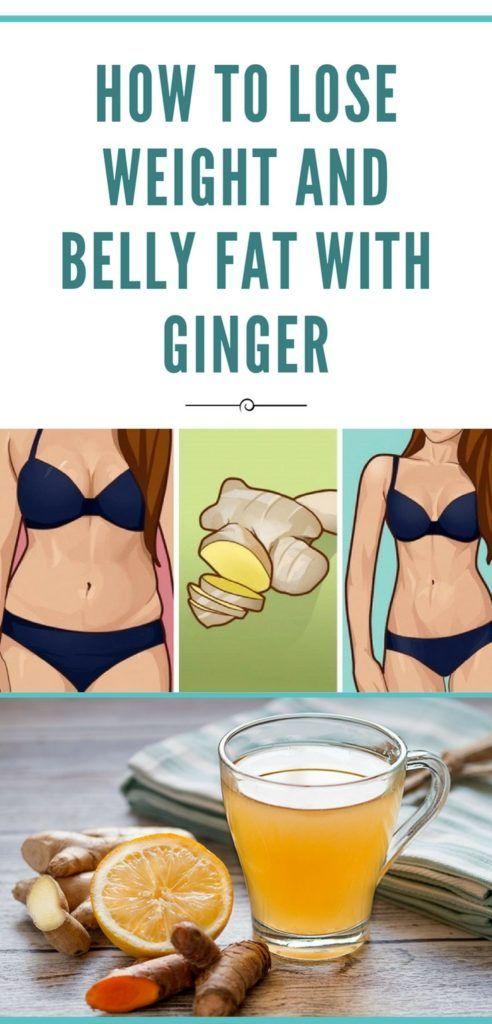 Ingwer Vorteile verlieren Gewicht