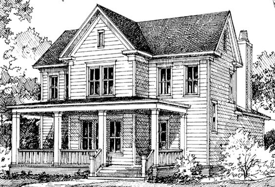 Covington hill looney ricks kiss architects inc for Southern living house plans farmhouse