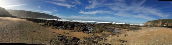 Herolds Bay, George, South Africa My hart se punt!