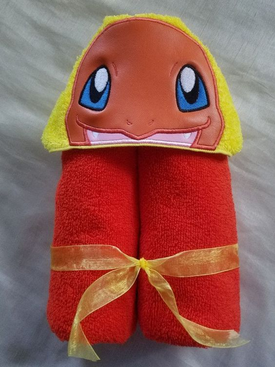 Fire Dragon Hooded Towel.Kids Hooded Towel,Girl/Boy Hooded Towel,Embroidered Hooded Towel,Hooded Bath Towel,Hooded Beach Towel,Ready to Ship by RenegadesCreations on Etsy