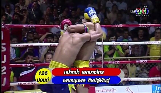 ศกจาวมวยไทย ชอง3 ลาสด 2/4 30 เมษายน 2559 MuayThai 2016 http://youtu.be/Jk0jH1HD5oA