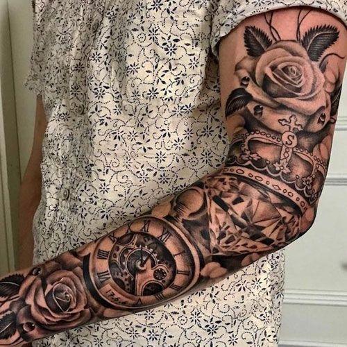 125 Best Sleeve Tattoos For Men Sleeve Tattoos Best Sleeve