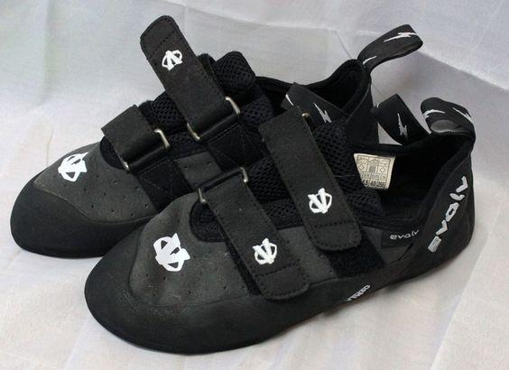 Size  Rock Climbing Shoes Evolv
