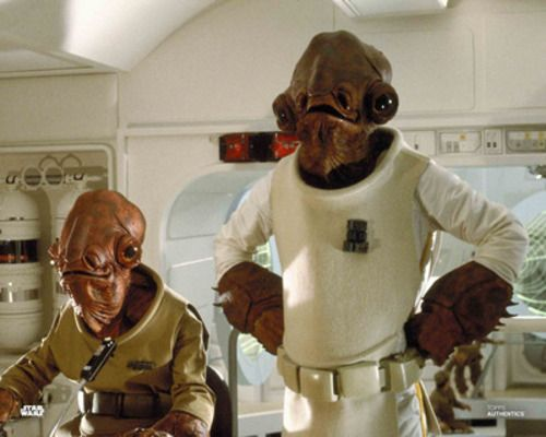 Admiral Ackbar Star Wars Poster Prints In 2020 Star Wars Characters Photoshop Battle Star Wars Poster