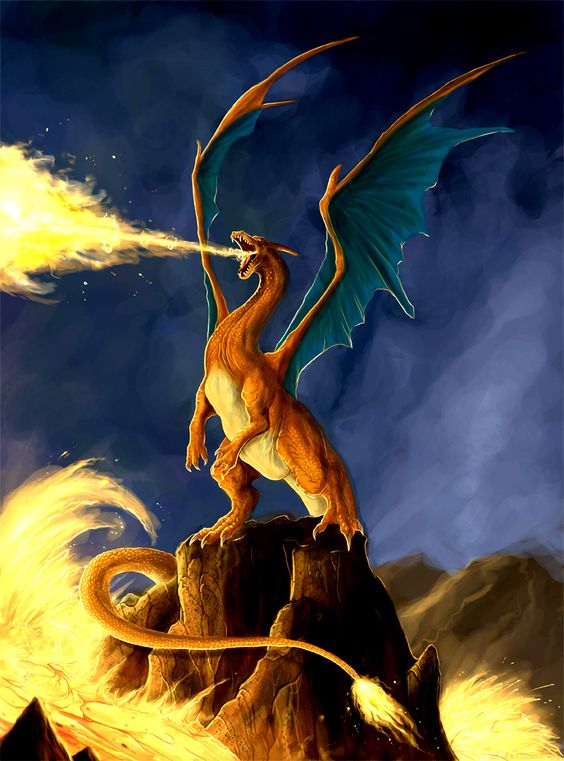 Awesome charizard!