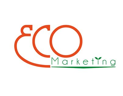 "Check out new work on my @Behance portfolio: ""Logo ""Eco Marketing"""" http://on.be.net/1F5JA0D"