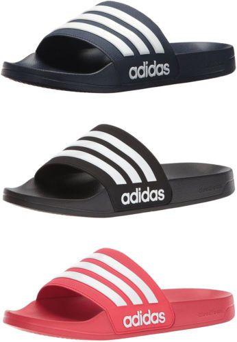 Slide sandals, Adidas neo