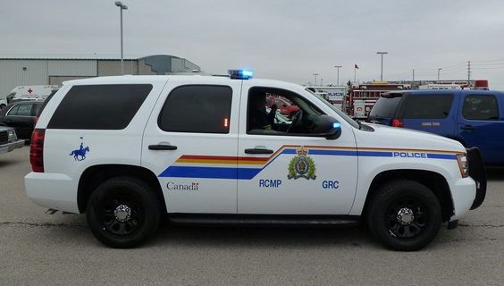 ◆RCMP Chevy Tahoe◆