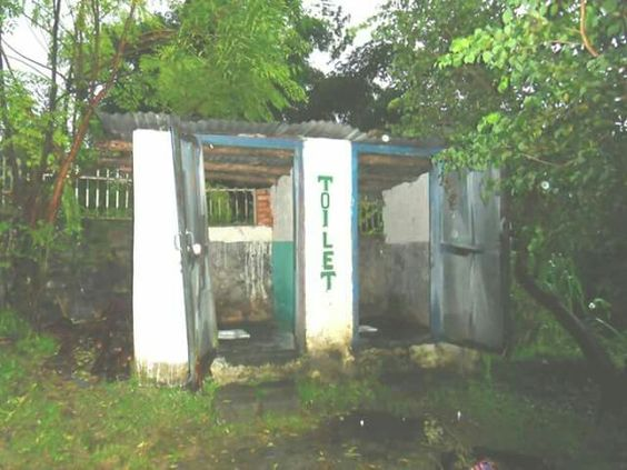 """Interesting"" toilets in Nepal"