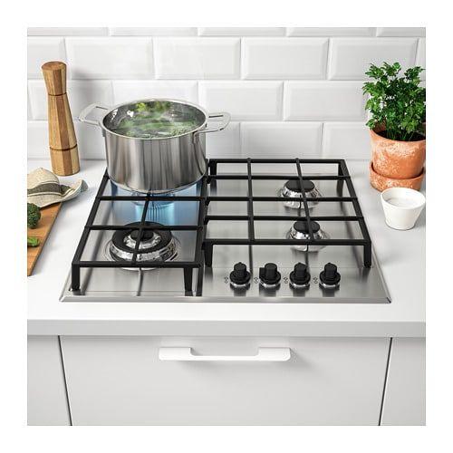 Matmässig Gas Hob Stainless Steel Ikea New Kitchen In 2019