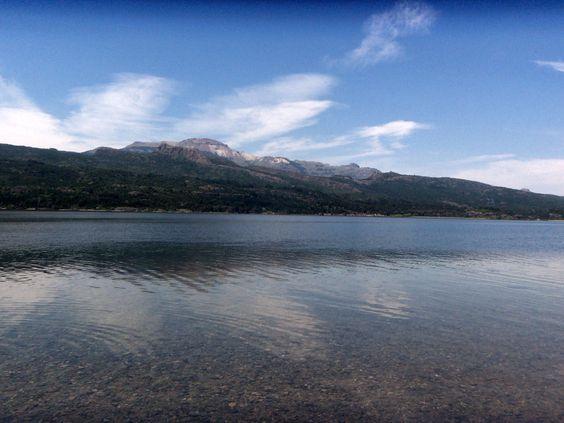 Chubut, Lago Futalaufquen