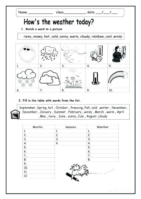 Weather Worksheets Pdf In 2020 Weather Worksheets 2nd Grade Reading Comprehension Reading Comprehension Worksheets