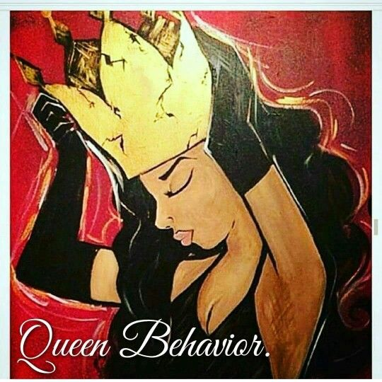 Queen Behavior 👑 ♌