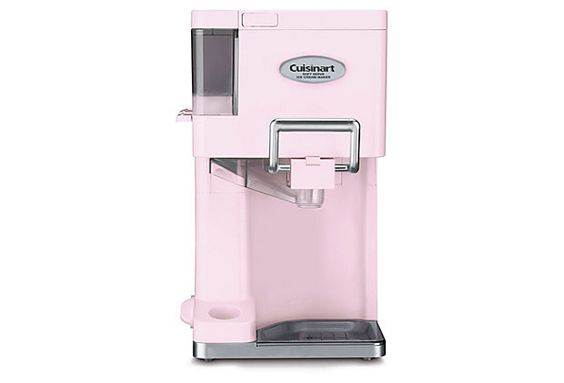 Pretty in Pink Soft Serve Maker. WANT!