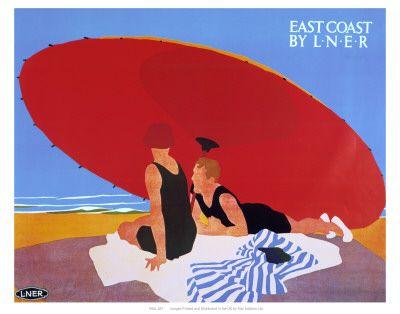 East Coast by Lner