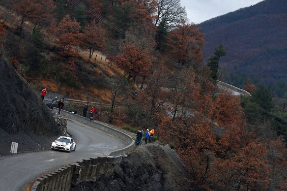 It was a rally of highs and lows for two-time IRC champion Andreas Mikkelsen. A crash on SS10 was offset by occasional bouts of top-flight pace, and at least Mikkelsen now has a full 12 rounds more in 2014 to get to grips with his Volkswagen Polo R.