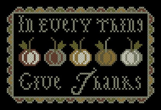 Another spiritual themed free design from Plum Street Samplers.  A possible Altoid tin topper?