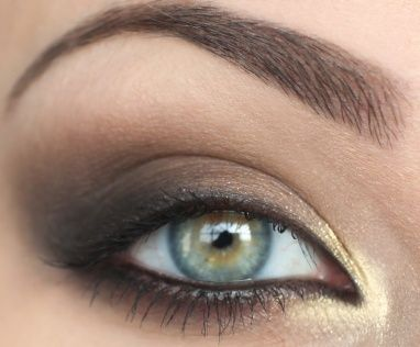 Sexy Soft Smokey Eye