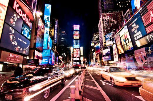 my city, NYC