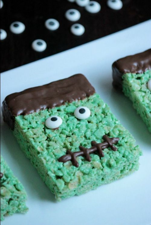 20+ Spooktacular Halloween Treats - everything from sweets to cocktails to dinners!: