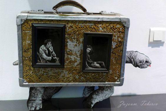 Artist :Levalet