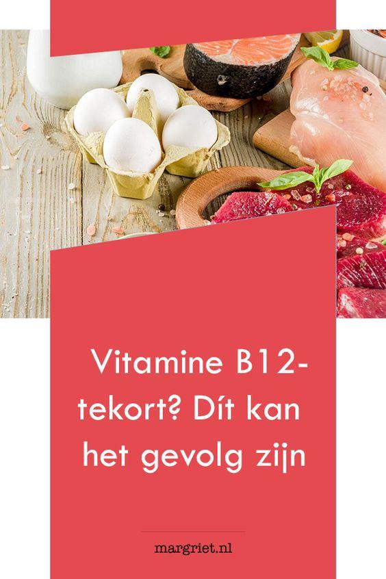 vitamine b12 vlees