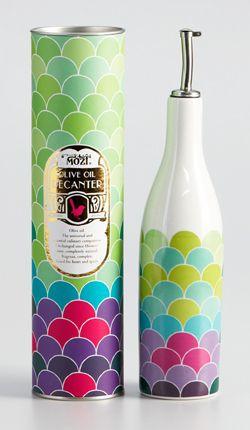 olive oil decanter - MOZI