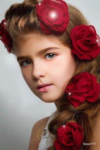 Gif Paradise — Hermosa princesa de Dios compartida por Mariana...