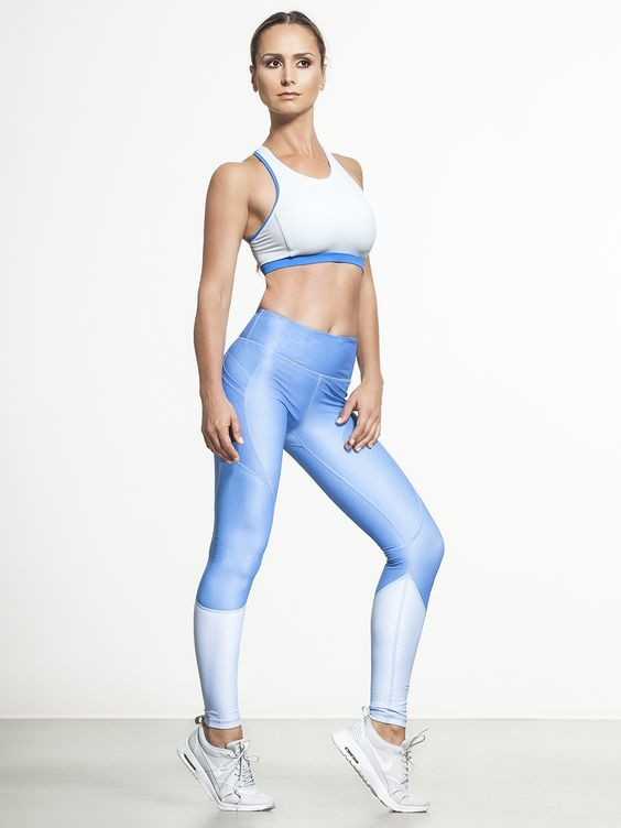 VIE ACTIVE Riley 7/8 Legging ($108): When the rest of your closet turns to autumn-approved neutrals, why not crank up the volume on your workout apparel? Get ready to put this set into heavy rotation.