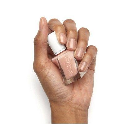 Essie Gel Couture 57 Sheer Silhouette 0 46 Fl Oz Essie Gel Couture Essie Gel Gel Couture